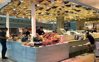 ENRIQUE TOMAS, informatiza sus tiendas en los aeropuertos con la tecnología de SIGHORE-ICS.