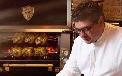 APLUMA The chicken gourmet place.  Vende sus pollos on-line con la tecnología de SIGHORE-ICS.