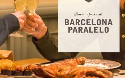 ASADOR DE ARANDA, nueva apertura en Barcelona. Ha confiado nuevamente en SIGHORE-ICS para informatizar este nuevo proyecto.