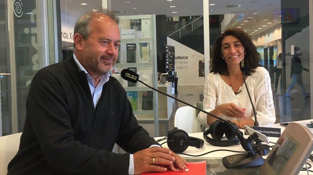 Entrevista a nuestro Director General y Fundador Jorge C. Juárez en AGENDA PROPIA de Radio Castelldefels.