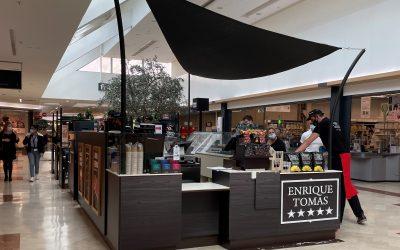 Enrique Tomás inaugura una nueva tienda en Toulouse (Francia), con la intención de crecer en el mercado galo.