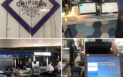 MONCHO'S BARCELONA renueva totalmente su local THE CHIPIRON. Y ha confiado nuevamente para su digitalización en la tecnológica de SIGHORE-ICS.